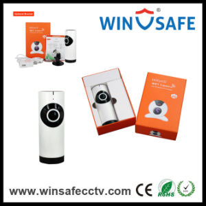 Home Security Night Vision IR Camera 720p IP 360eye Mini Camera pictures & photos