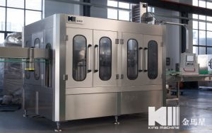 Automatic Pet Bottle Carbonated Water Filling Machine pictures & photos