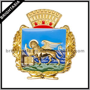High Quality Hard Enamel Metal Badge for Promotion Gifts (BYH-10710) pictures & photos