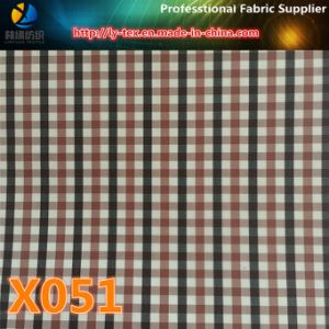 Polyester Gingham Check. Promt Goods of Check Fabric (X051-054) pictures & photos