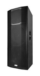 Double 15 Inch Professional Speaker Audio Loudspeaker (EV-25) pictures & photos
