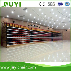 Telescopic Seating System Retractable Bleacher for Audience Jy-765 pictures & photos