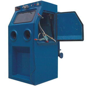 Water Sandblasting Equipment with Pump Sandblaster Equipments pictures & photos