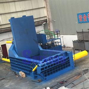 Copper Shavings Scrap Hydraulic Baler (factory) pictures & photos