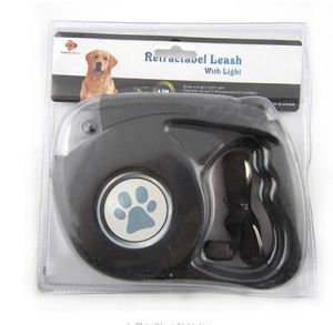 Quality LED Retractable Dog Leashes for Small/Medium Dog pictures & photos