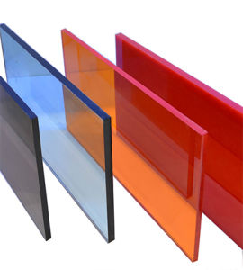 PMMA MMA PS Perspex Acrylic Sheet (1 2 3 4 to 50mm) for Acrylic Furniture pictures & photos