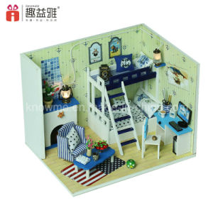 Mini Wooden Toy Furniture Bedroom Sets pictures & photos