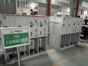 Sf6 Gas Insulated Switchgear pictures & photos