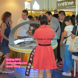 High-End Attractive Ice Cream Showcase pictures & photos