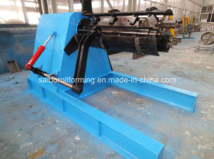 5t Hudraulic Decoiler with Coil Car pictures & photos