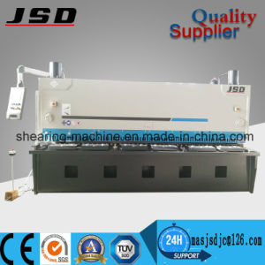 Hydraulic CNC Guillotine Shearing Machine QC11k-6*2500 pictures & photos