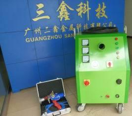 Zinc Paint System/ Arc Spray Equipment, Zinc, Aluminum Machine pictures & photos