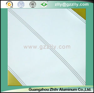 Simple and Decent Polymeric Ceiling in Diagonal Diamond pictures & photos
