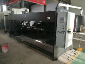 QC11y Hydraulic Guillotine Shearing Machine/Guillotine Plate Shear Machine pictures & photos