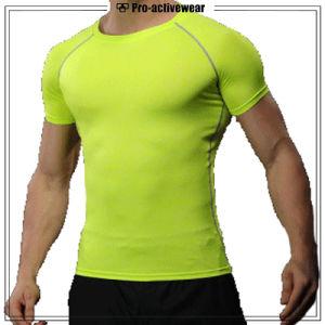 Free Color Gym Wear Men T Shirts pictures & photos