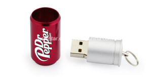 Bottle Shape USB Flash Drive Metal U Disk USB Pendrive Thumbdrive pictures & photos