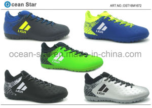 New Arrivals Football/Soccer Sports Shoes with Sock pictures & photos