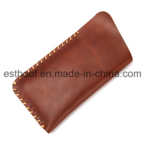 Genuine Leather Universal Mobile Phone Pouch Case pictures & photos