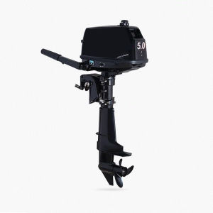 Cheap 2 Stroke 4HP Gasoline Outboard Engine Motor pictures & photos