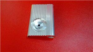 6063 Alloy Precised Machined Aluminum/Aluminium Extrusion Profile pictures & photos