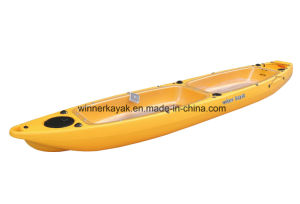 Sit on Top Ocean Clear Transparent Kayak pictures & photos