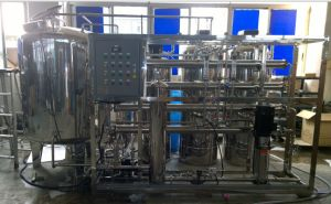 Reverse Osmosis RO System Drinking Water Treatment Plant pictures & photos