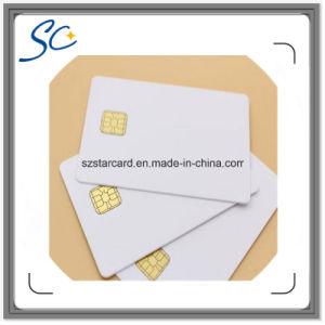 Blank PVC Sle4428 Contact IC Smart Card