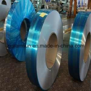 5052 H32 Aluminum Sheet with Blue PE Film pictures & photos