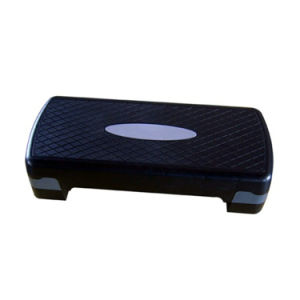 Home Use Adjustable Workout Platform Yoga Block Exercise Aerobic Exercise Steeper pictures & photos