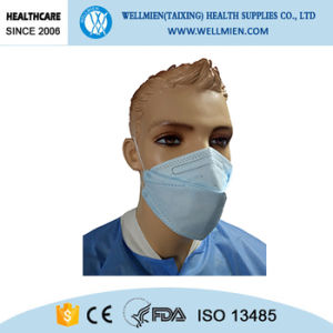 Disposable Foldable Welding Design Nonwoven Face Masks pictures & photos