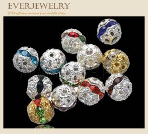 Bling Rhinestone Crystal Ball for Jewelry pictures & photos