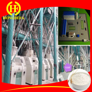 Full Automatic Complete Set Wheat Flour Milling Machine pictures & photos