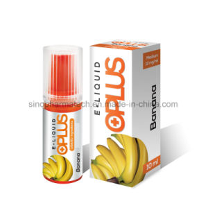 OEM Banana Flavor Medium Nicotine E Liquid for E Cigarette pictures & photos