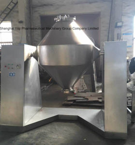 China High Quality Rotary Double Cone Mixer (W-500) pictures & photos