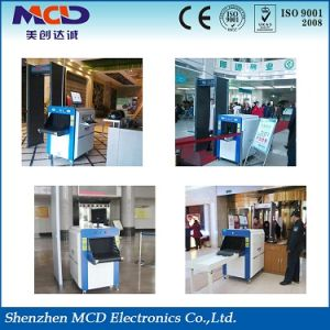 X Ray Baggage Scanner Mcd-5030c for Hotels / Resort / Bank / Shopping Mall