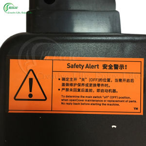 High Quality Stickers for Safety Alert (KG-PT030) pictures & photos