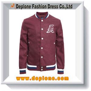 OEM China Factory Sport Men Wholesale Satin Baseball Jackets