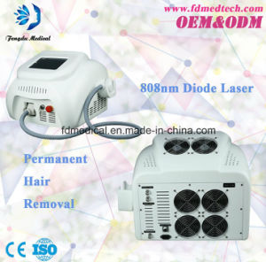 Cosmetics 808nm Diode Laser Fast Permanent Hair Removal Beauty Device pictures & photos