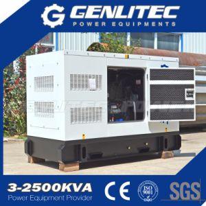 Ultra Silent 12kw 15kVA Perkins Diesel Generator (GPP15S) pictures & photos