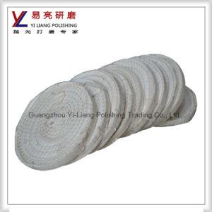 White Cotton Cloth Polishing Wheel pictures & photos