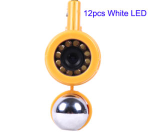 Underwater Camera with 7′′ Digital Screen DVR Cr110-73 pictures & photos