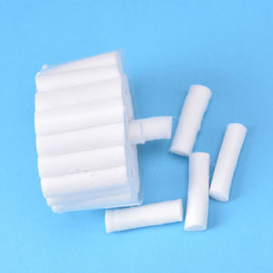 Rolls Clinic Disposable Pure Cotton Rolls Dental Laboratory Supply pictures & photos