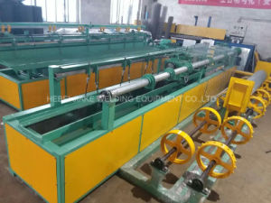 Hot Sale Full Automatic Chain Link Fence Machine pictures & photos