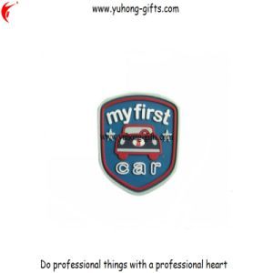 Customized 2D PVC Patch for Garment (YH-RL027) pictures & photos