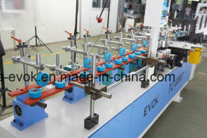 High Quality Hot Selling Automatic Wood Door Linear Edge Banding Machine Tc-60mt pictures & photos