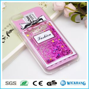 Liquid Glitter Water Sparkly Floating Stars Bling Case for iPhone 6 7 Plus pictures & photos