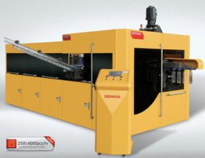 Fully Automatic Linear Pet Stretch-Blow Molding Machine Sfl4 pictures & photos