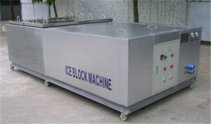 Brine Block Ice Machine Shanghai Manufacturer pictures & photos