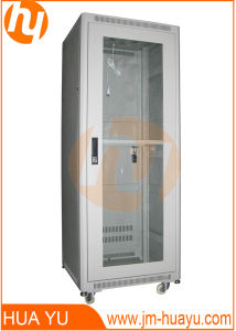 Telecom Network Cabinet Server Rack with 19 Inch Standard pictures & photos