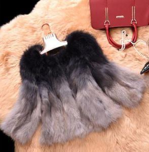 Women′s Fashion Fur OEM Order 003 pictures & photos